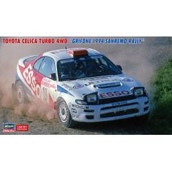 Toyota Celica Turbo 4WD, 1994.