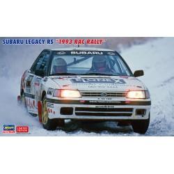 Subaru Legacy WRC 1993.