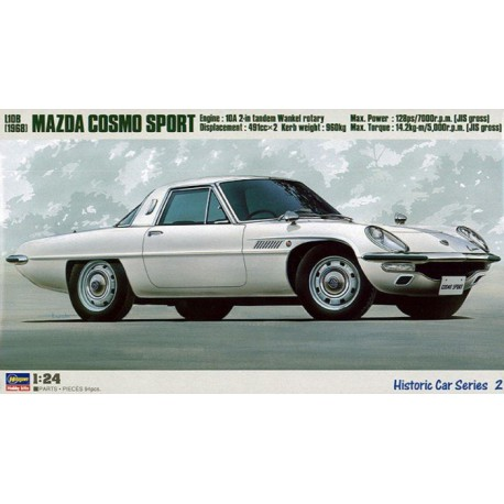 Mazda Cosmo Sport.
