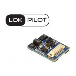 LokPilot Micro V5.0 decoder, Next18. Multiprotocol.