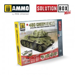 Solution Box Mini: Vehículos de color 4BO.