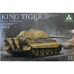 King Tiger initial production.