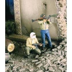 Iraq: Guerrila callejera. VERLINDEN 2335