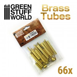 Brass Tubes Assortment.