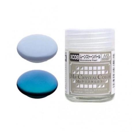 Mr Crystal Color - Sapphire Blue.