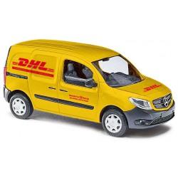 """MB Citan """"DHL""""."""