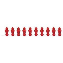 Hidrantes.