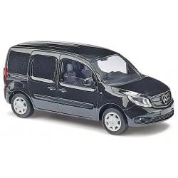 Mercedes-Benz Citan, negra.