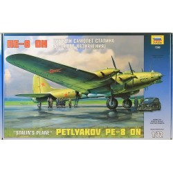 Petlyakov PE-8 On.
