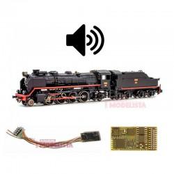 Sound decoder for RENFE Mikado, 21 pins.