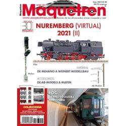 Revista Maquetren, nº 338.