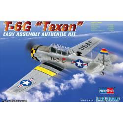 American T-6 G Texan. Calcas españolas. HOBBY BOSS 80233ESP