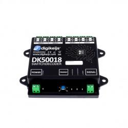 16-channel switch decoder. Wireless device.