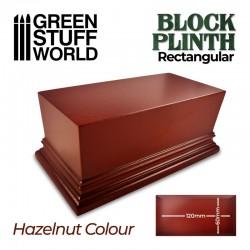Pedestal rectangular 12x6cm