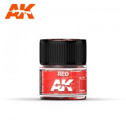 Red (RAL 3000), 10ml. Real Colors.
