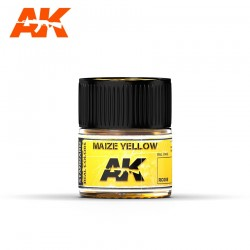 Flat black (RAL 9005), 10ml. Real Colors.