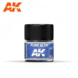 Pure blue (RAL 5005), 10ml. Real Colors.