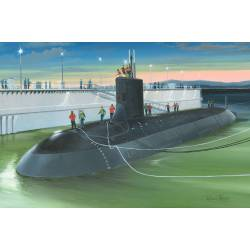USS Virginia SSN-774. HOBBY BOSS 83513