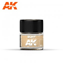 Buff, 10ml. Real Colors.