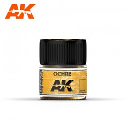 Ochre, 10ml. Real Colors.