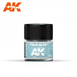 Pale Blue, 10ml. Real Colors.