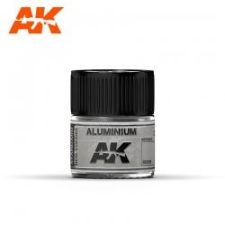 Aluminio (Metálico), 10ml. Real Colors.