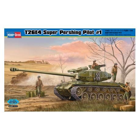 T26E4 Super Pershing. HOBBY BOSS 82426