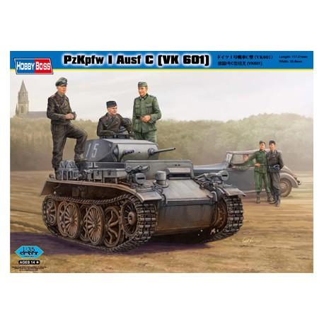 Pzkpfw I Ausf C (VK 601). HOBBY BOSS 82431