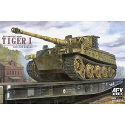 Tiger I. AFV CLUB 35S25