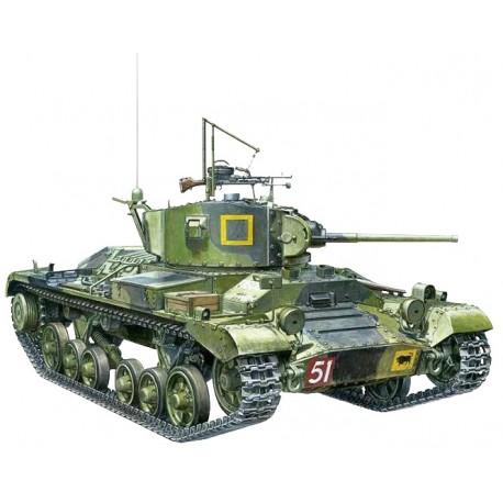 British Infantry Tank Mk.III Valentine Mk.I.. AFV CLUB 35178