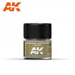 Dunkelgelb-Dark Yellow (RAL 7028), 10ml. Real Colors.