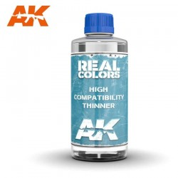 Real Color thinner. 400 ml.