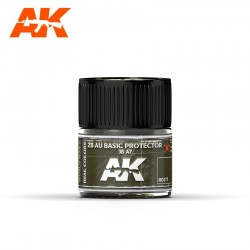 ZB AU Basic Protector 36 A7, 10ml. Real Colors.