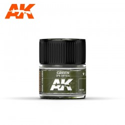 Green (FS 34102) , 10ml. Real Colors.