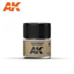Sandbeige (RAL 1039-F9), 10ml. Real Colors.
