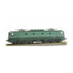 """Electric locomotive CC 7120 """"Paris SO"""", SNCF."""