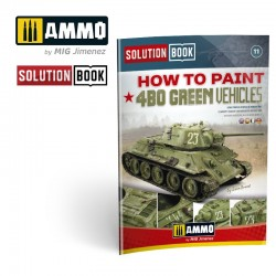 How to paint 4BO Green Vehicles.