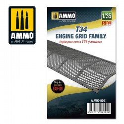 Engine grid family T34.