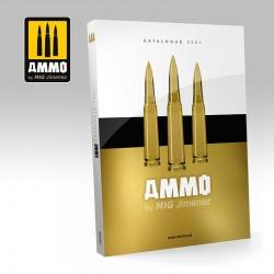 Catálogo Ammo (inglés). AMIG 8300