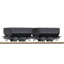 Two-unit mine truck set. ROCO 34606