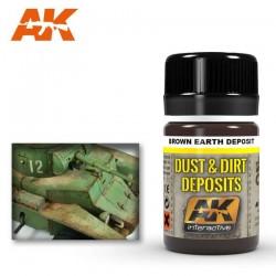 Light dust deposit. 35 ml.