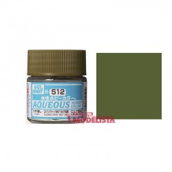 Light blue 10 ml. Gunze Sangyo.