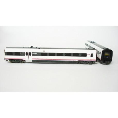 Railcar series 594 (TRD 4), RENFE.