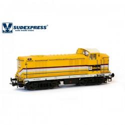Diesel locomotive 1464, Somafel.