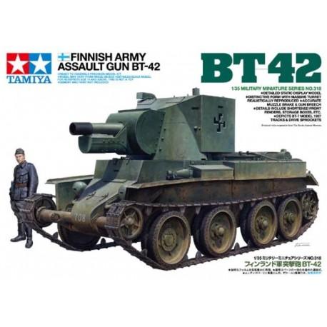 BT-42, Finish Army Assoult Gun.