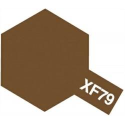Cubierta marrón linóleo, 10 ml.