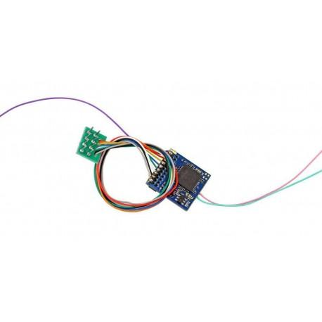 Function decoder LokPilot Fx V5.0, NEM652.
