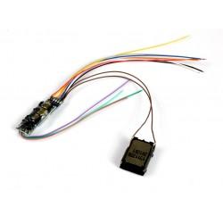 Decoder Loksound 5 nano DCC, de cables.