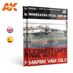 Modelling Full Ahead Special | Lexington's Final Battle.