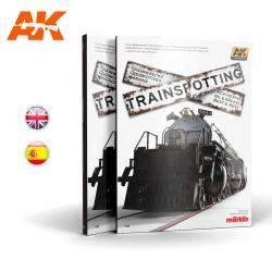 Trainspotting - Guía de pintura para locomotoras y vagones.
